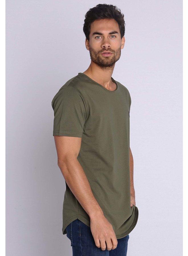 YCLO T-Shirt Kjeld Armee