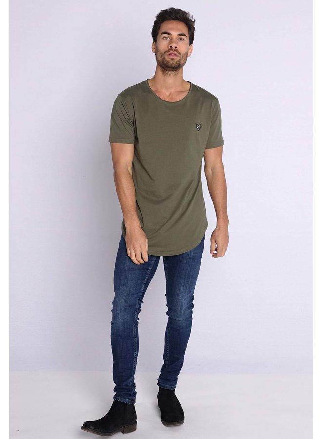 YCLO T-Shirt Kjeld Army