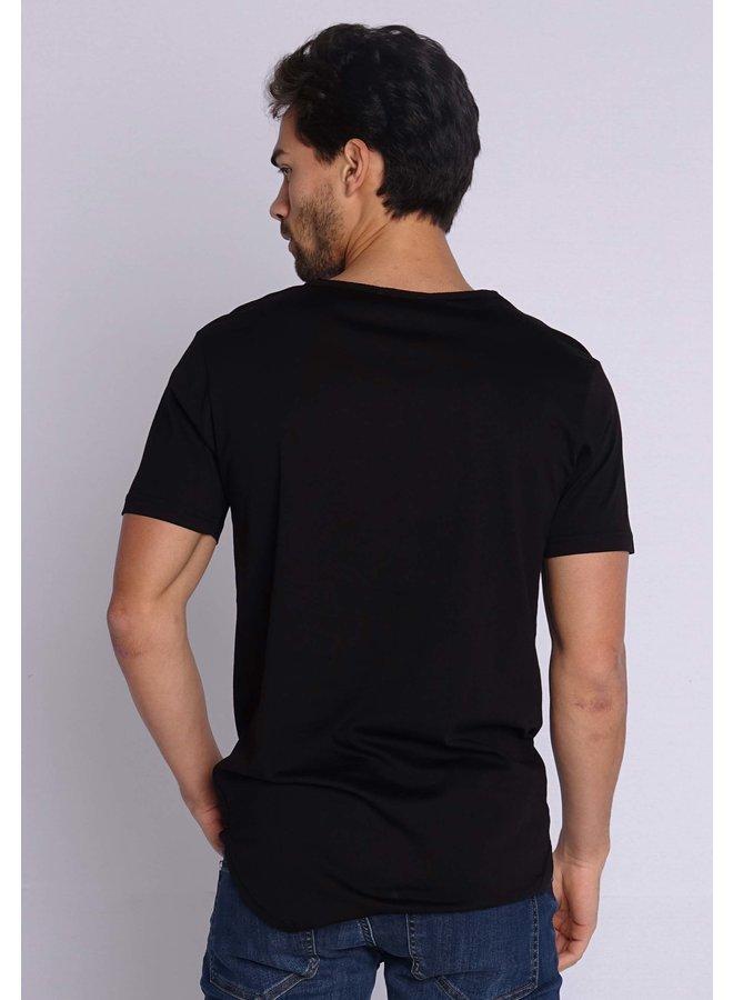 YCLO T-Shirt Kjeld Black