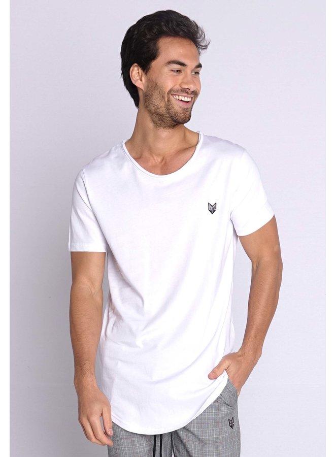 YCLO T-Shirt Kjeld White