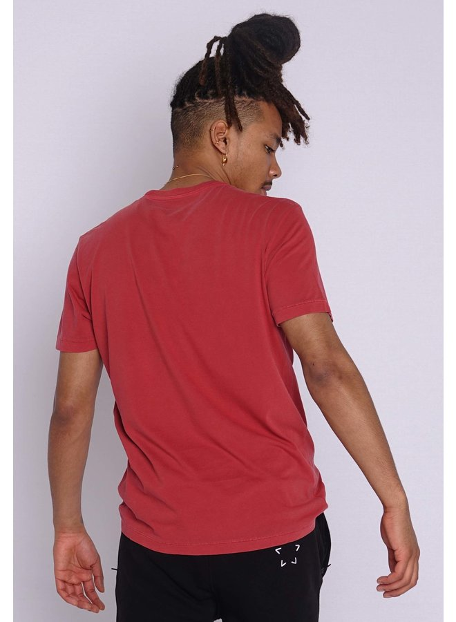 Parajumpers T-Shirt Red