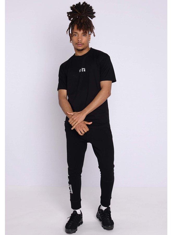 Dsquared2 T-Shirt Icon Small Black