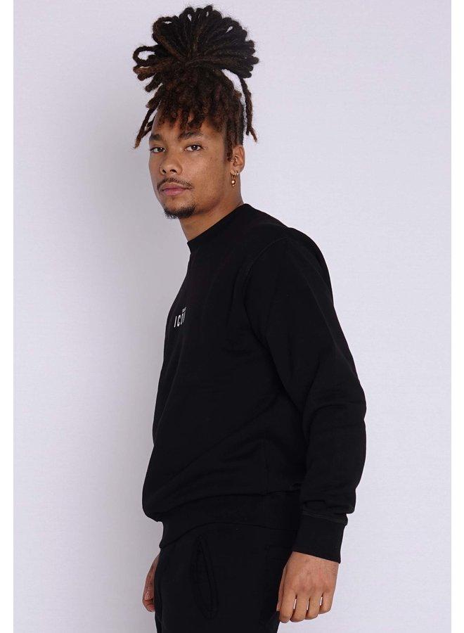 Dsquared2 Sweater Icon Schwarz