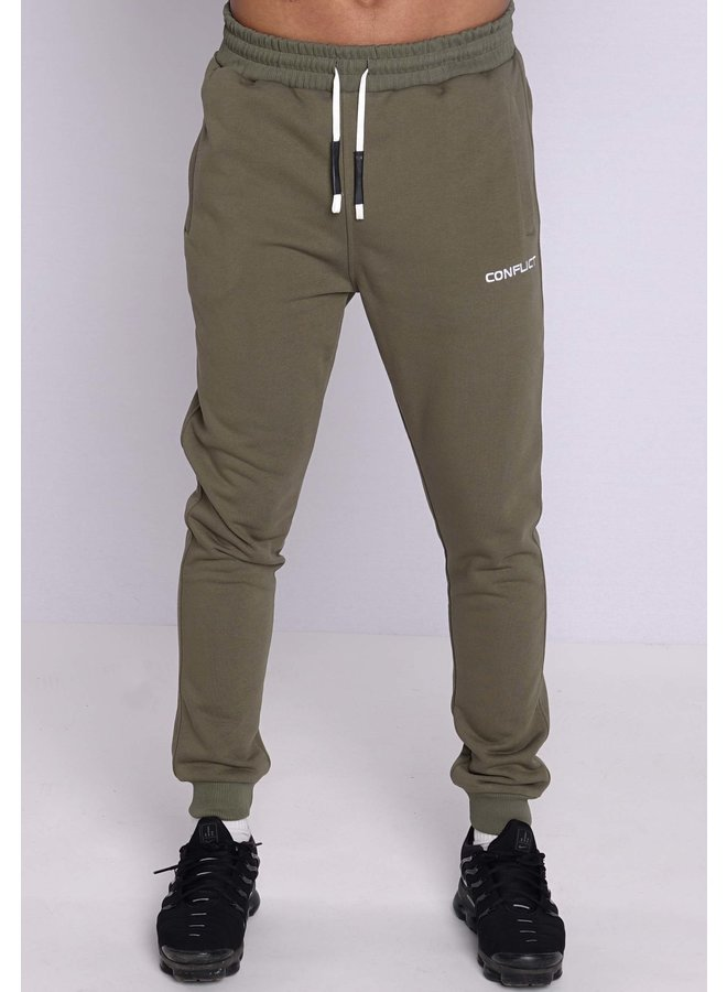 Conflict Sweat Pants Essentials Army