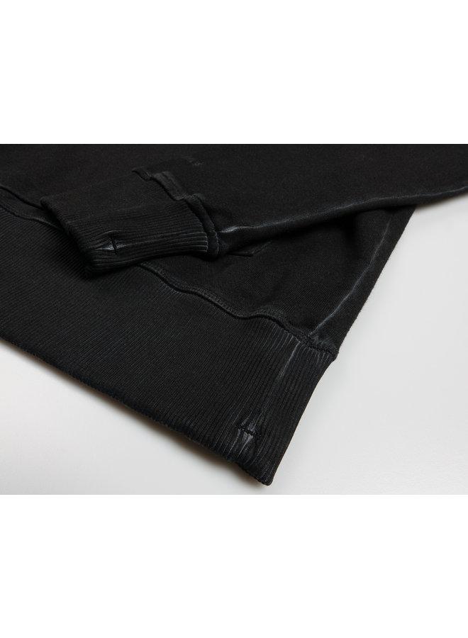 Conflict Dye Hoodie Essentials Dunkelgrau