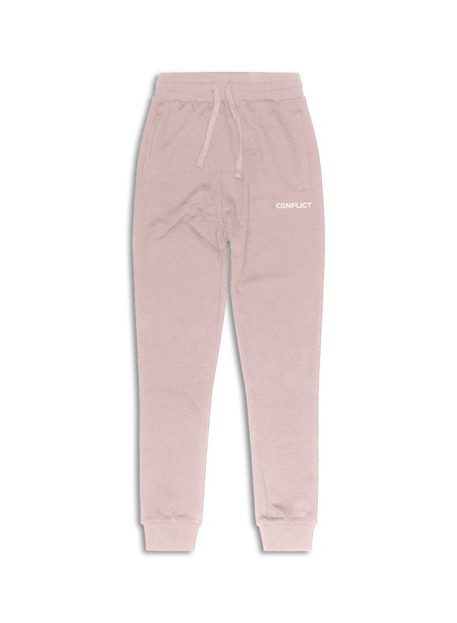 Conflict Sweat Pants Essentials Pink