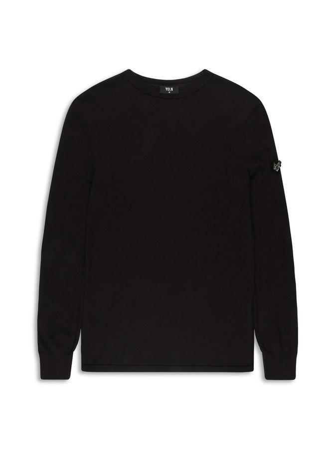 YCLO Knit Greger Black