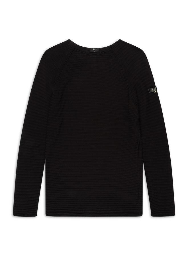 YCLO Knit Bendt Black