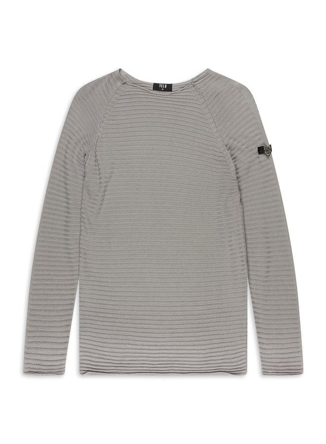 YCLO Bendt Grey stricken
