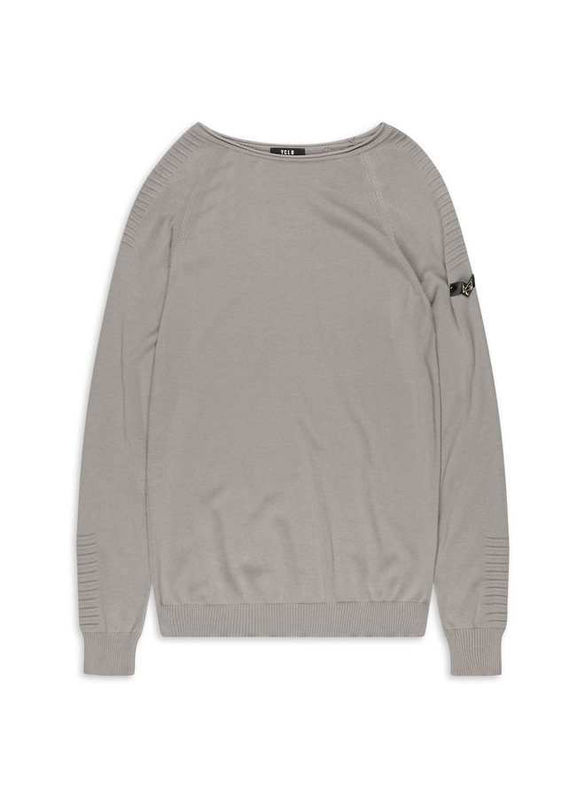 YCLO Knit Jens Grey