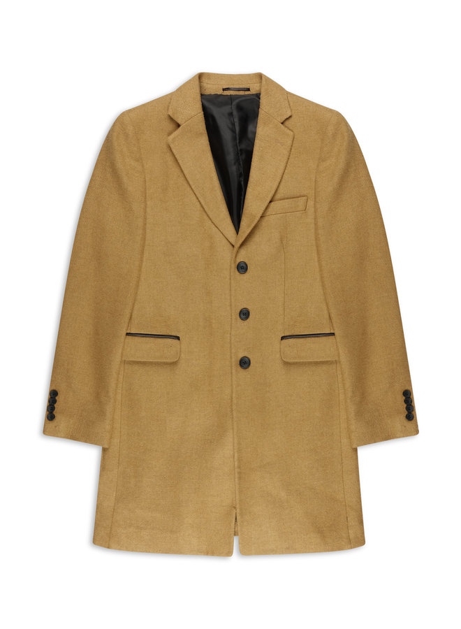 YCLO Carston Coat Beige