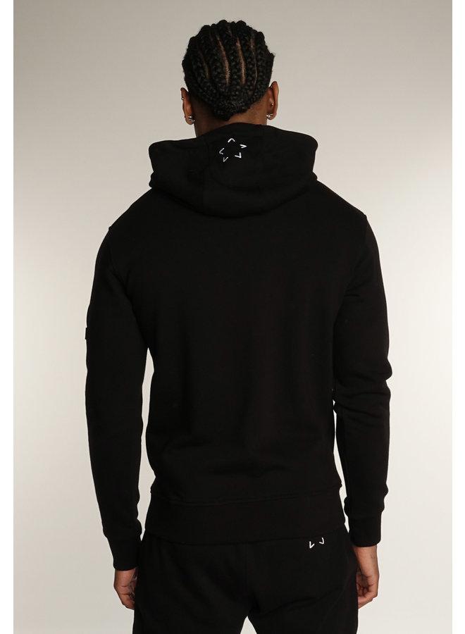 Conflict Hoodie Essentials Black