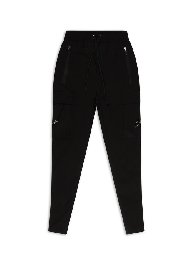 Conflict Cargo Pants Stretch Black/Reflective