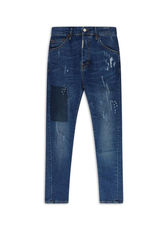 Conflict Eagle44 Jeans Blau