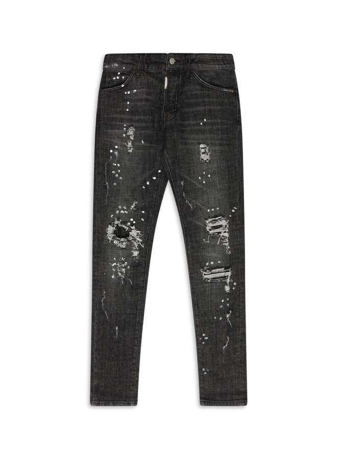 Conflict AK47 Jeans Schwarz