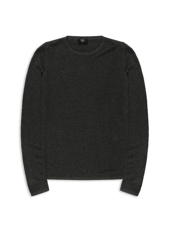 YCLO Knit Pullover Capton Antra