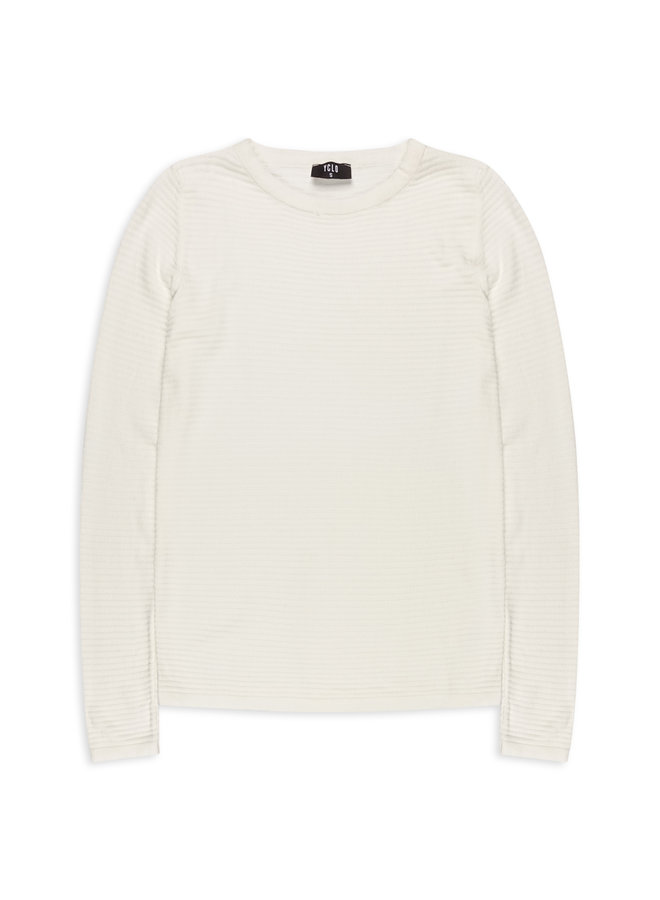 YCLO Knit Pullover Capton Off White