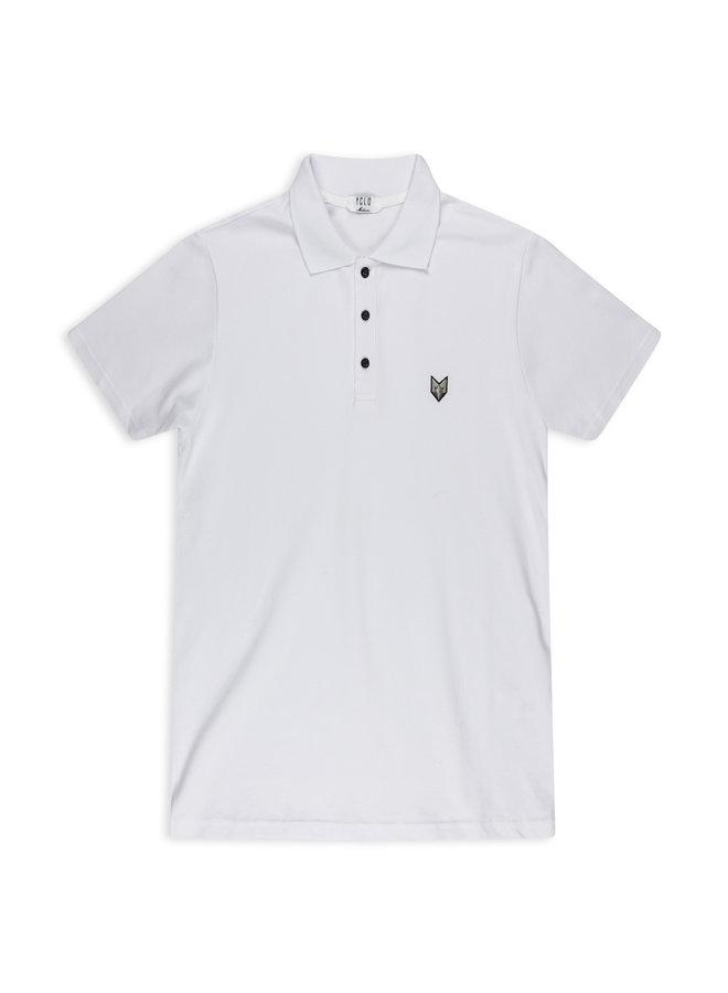 YCLO Polo Odin White