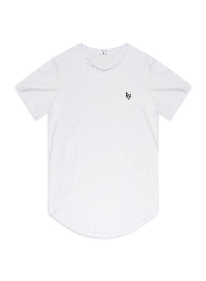 YCLO T-Shirt Kjeld Weiß