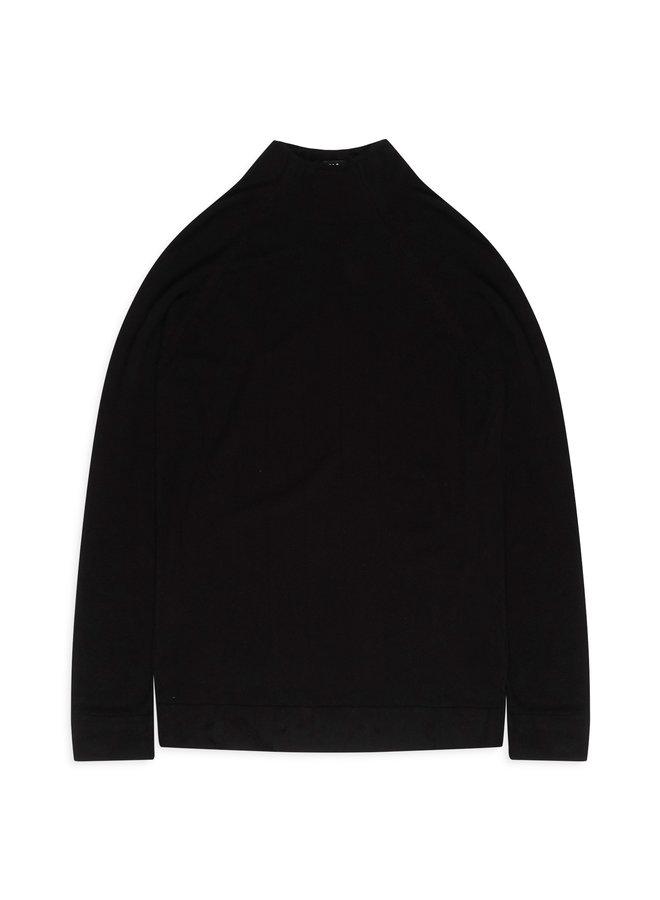 YCLO Knit Turtleneck Ovic Black