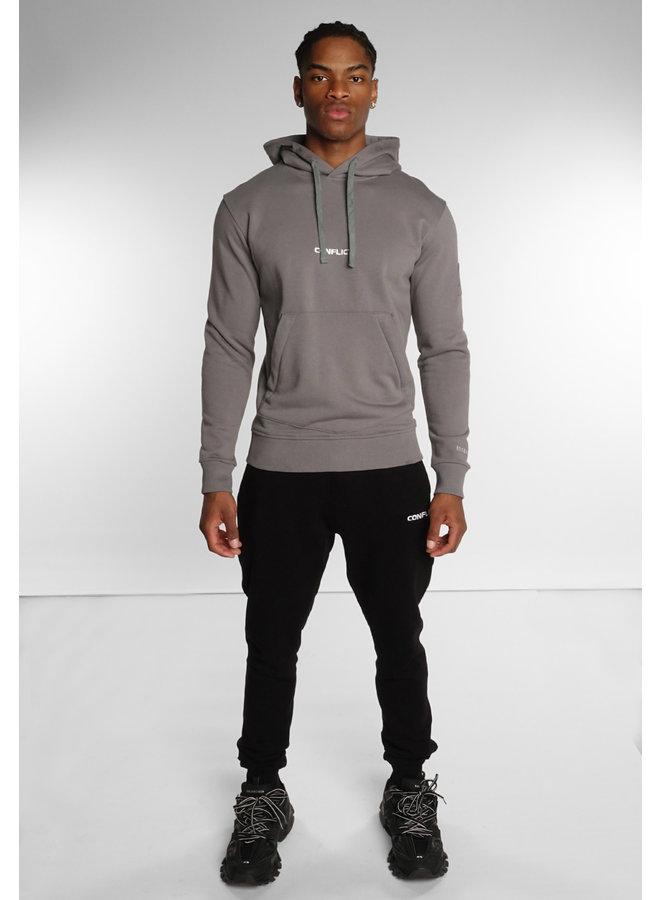 Conflict Hoodie Essentials Gray