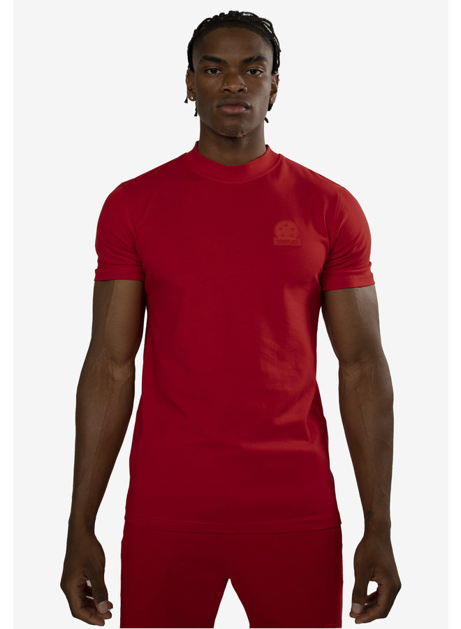 Conflict T-Shirt Logo Red