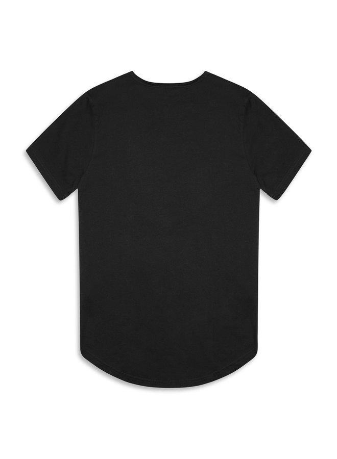Conflict T-Shirt Kjeld Black