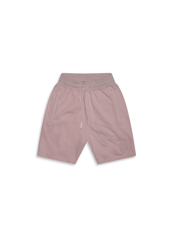 Conflict Shorts Logo Pink