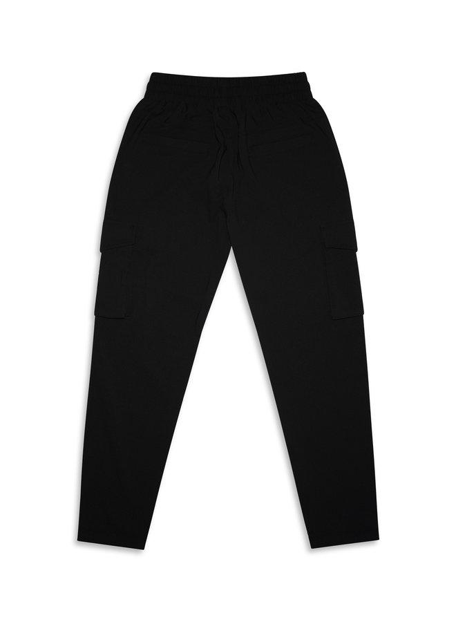 Conflict Cargo Pants Black