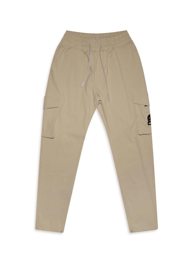 Conflict Cargo Pants Beige