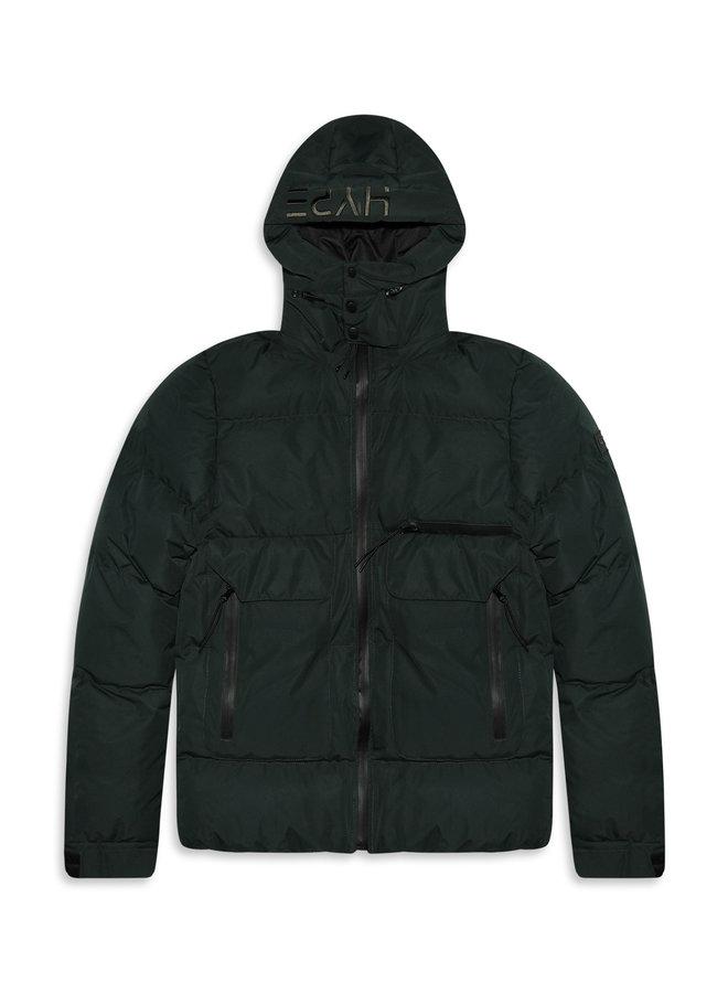 Hype Academy Jacket Harry Dark Green