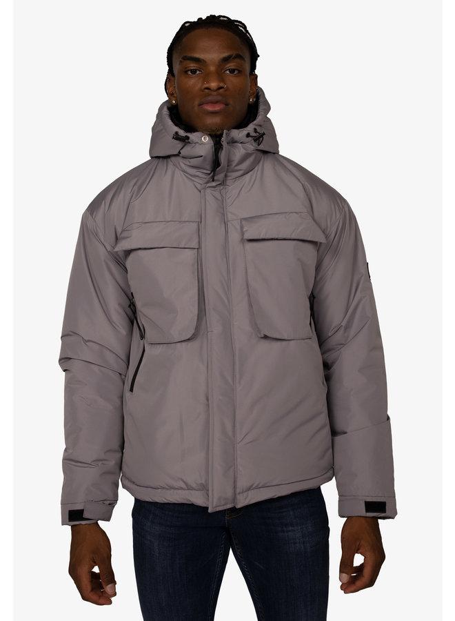 Hype Academy Jacket Thomas Grey