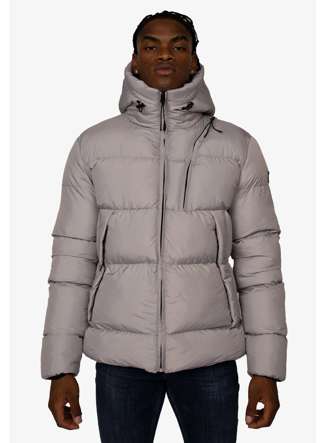Hype Academy Jacket George Grey
