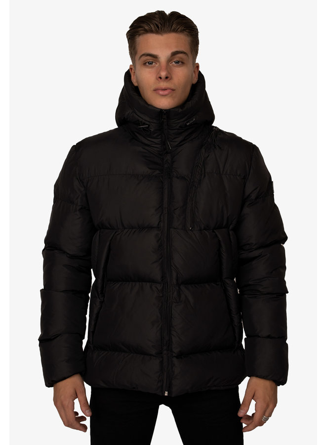 Hype Academy Jacket George Black