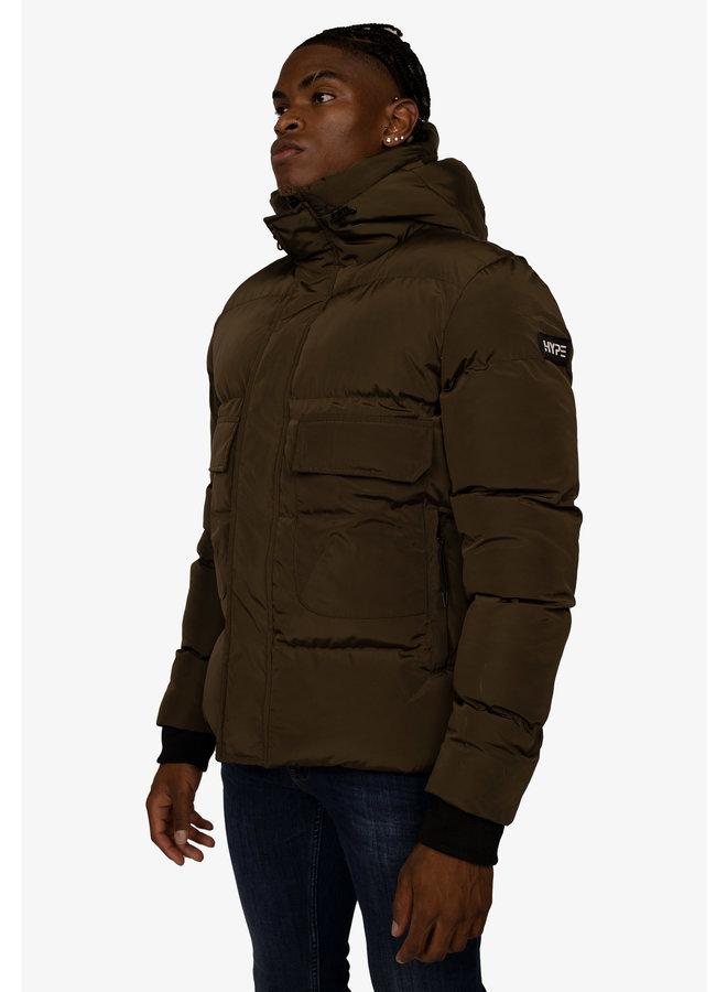 Hype Academy Jacket Jacob Army