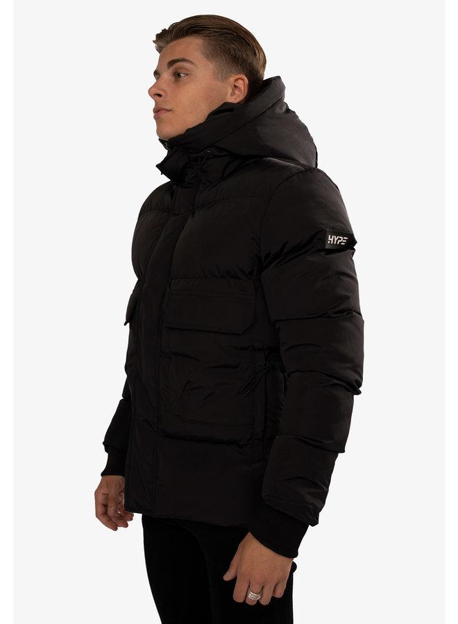 Hype Academy Jacket Jacob Black