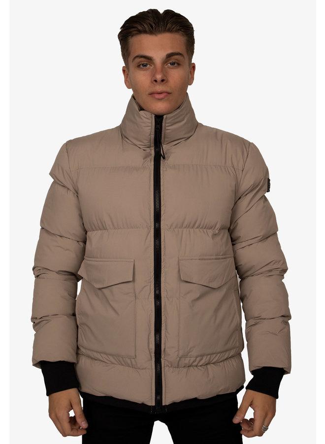 Hype Academy Jacket William Beige