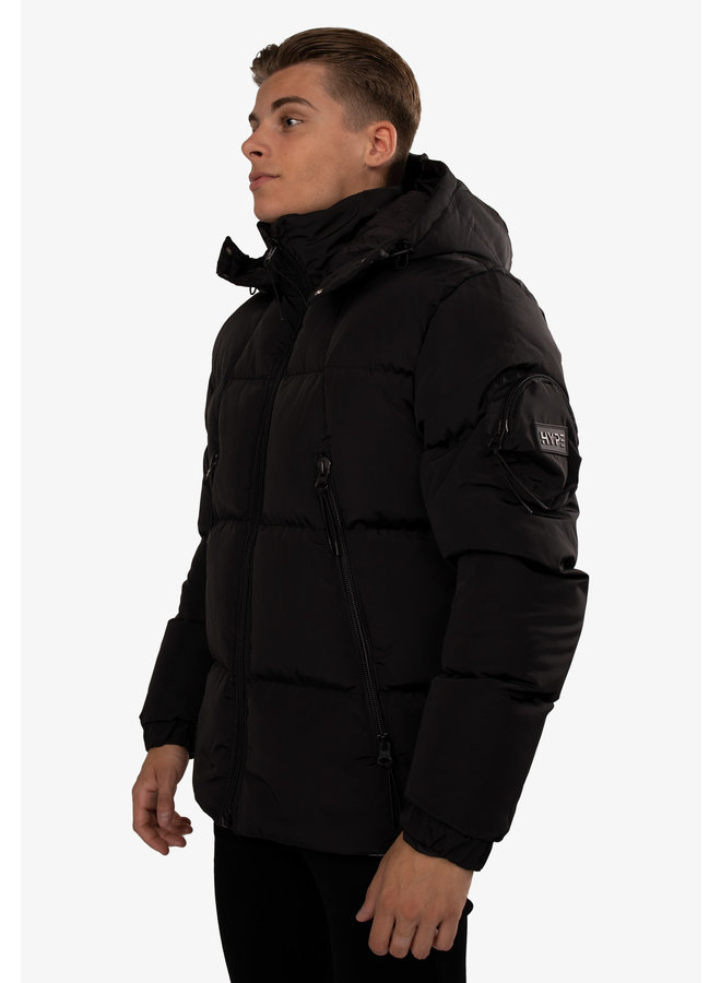 Hype Academy Jacket Jack Black