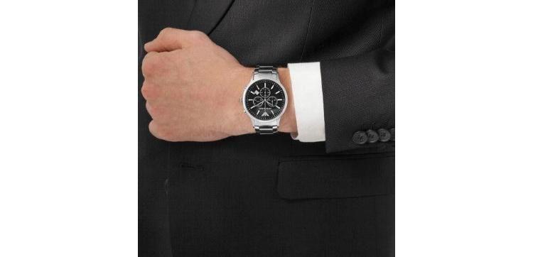 5bfca3567ed Emporio Armani AR2434 Herenhorloge - tot 65% korting| Wowwatch.nl