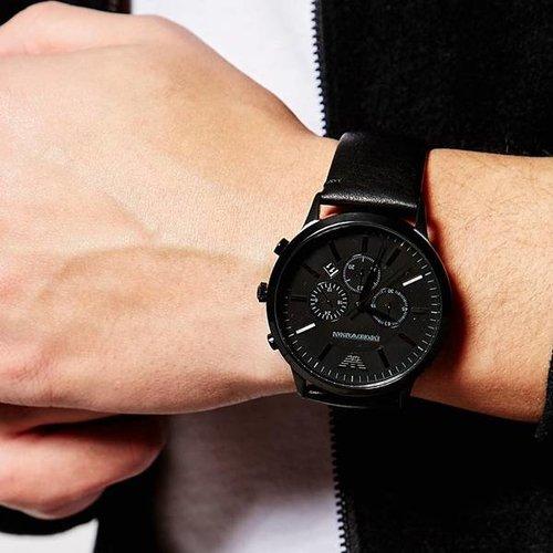 23fb9e8b923 Emporio Armani Horloge Sale - Tot -65% Korting | WowWatch.nl