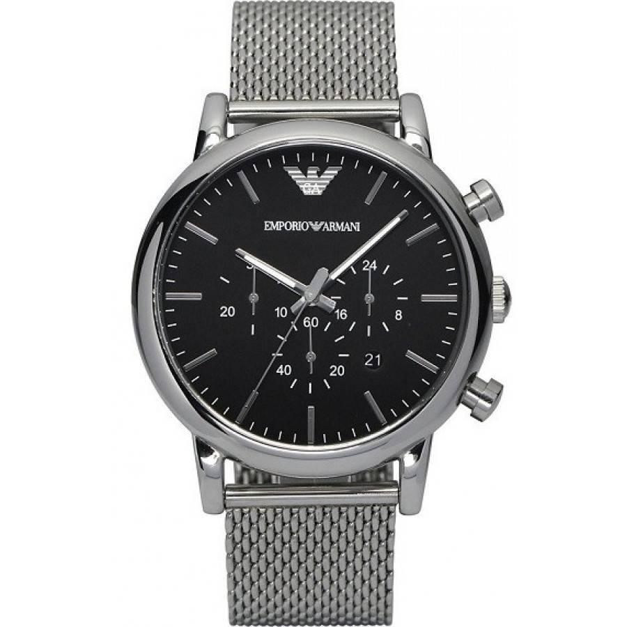 e26a95be9de Emporio Armani AR1808 Herenhorloge - tot 65% korting| Wowwatch.nl