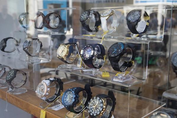 display horloges