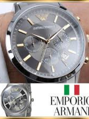 Emporio Armani Emporio Armani AR11047 herenhorloge
