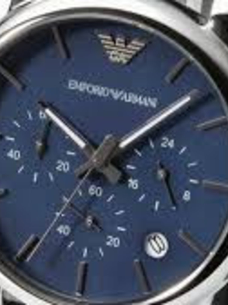 Emporio Armani Emporio Armani AR1736 Herenhorloge