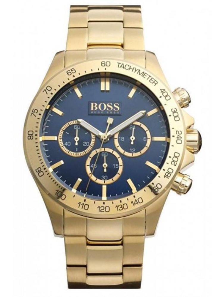 aeeae87f533 Hugo Boss HB1513340 Herenhorloge - tot 65% korting| Wowwatch.nl