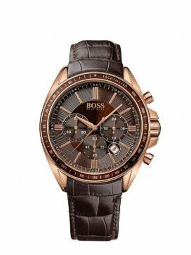 57c2439d1f7 Hugo Boss HB1513093 Herenhorloge - tot 65% korting| Wowwatch.nl