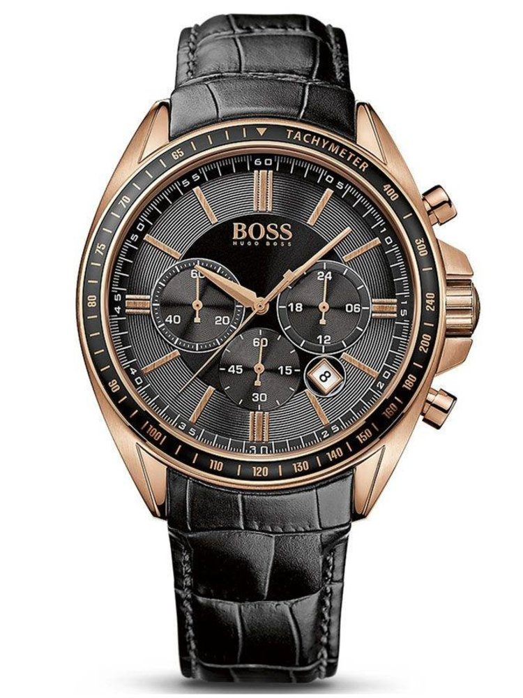 ba871e6a8a7 Hugo Boss HB1513092 Herenhorloge - tot 65% korting| Wowwatch.nl