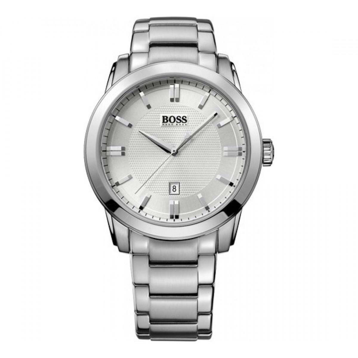8ba98c54a5e Hugo Boss HB1512768 Herenhorloge - tot 65% korting| Wowwatch.nl