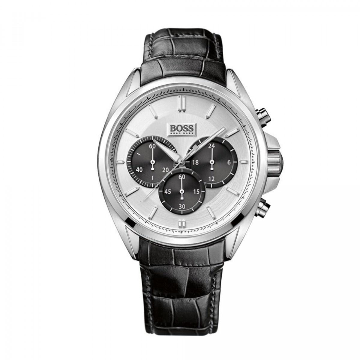 03b3c60ac19 Hugo Boss HB1512880 Herenhorloge - tot 65% korting| Wowwatch.nl