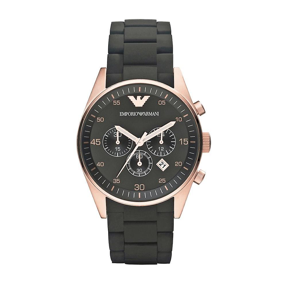 dc2a34e7cbf Emporio Armani AR5905 Herenhorloge - tot 65% korting| Wowwatch.nl